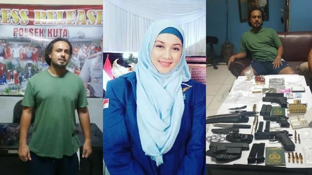Polisi Luruskan Informasi: Yang Ditangkap Bukan Suami Dina Lorenza