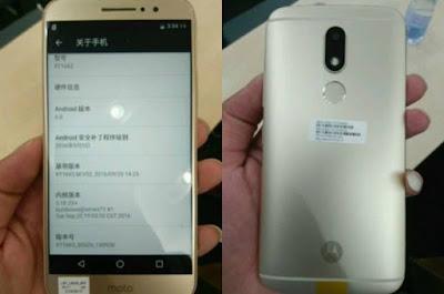 Motorola Moto M, Ponsel Android dengan Baterai 5.100 mAh