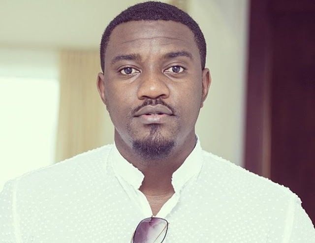 John Dumelo breaks voting rules; shares vote on social media