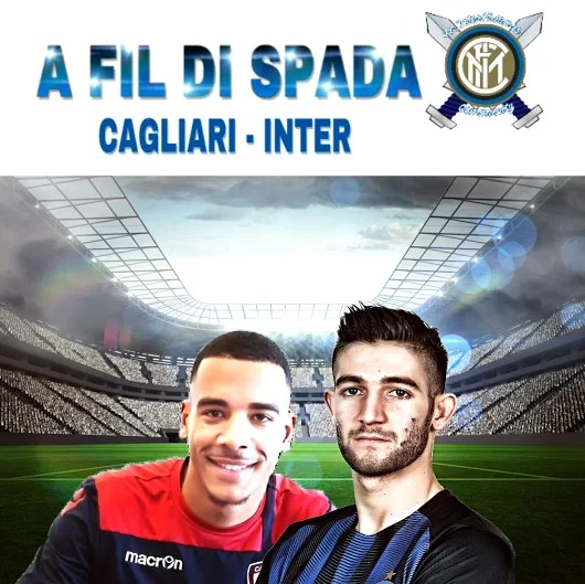 A FIL DI SPADA il post partita CAGLIARI-INTER