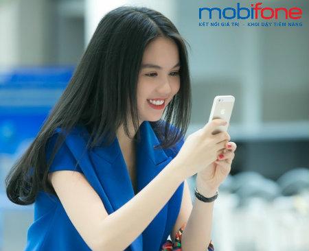 dịch vụ ứng tiền Mobifone