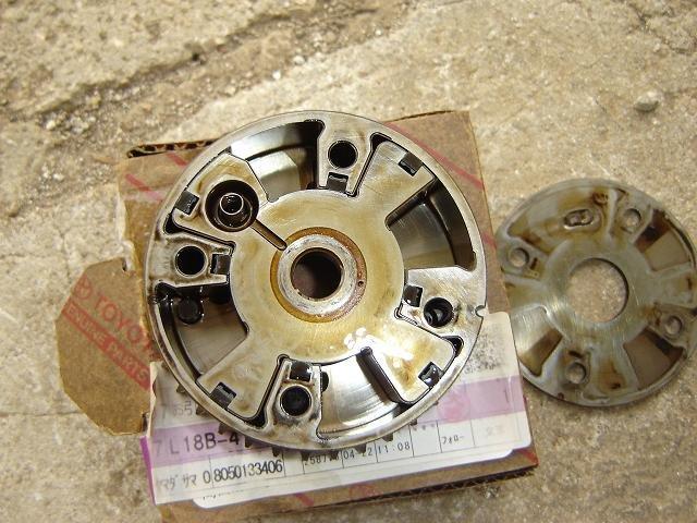 VVT Pulley , VVT-i Pulley and DVVT Pulley internal parts