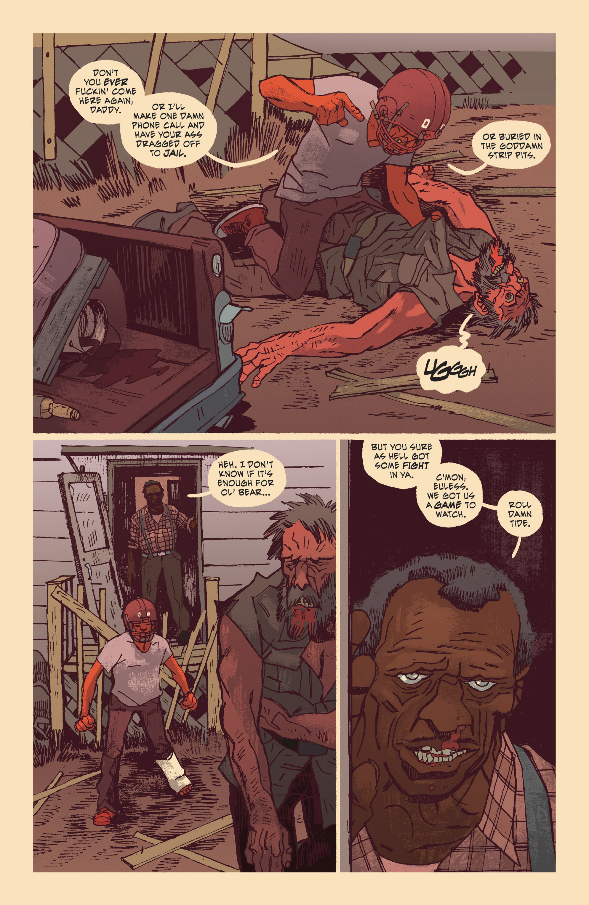 Read online Southern Bastards comic -  Issue #7 - 12