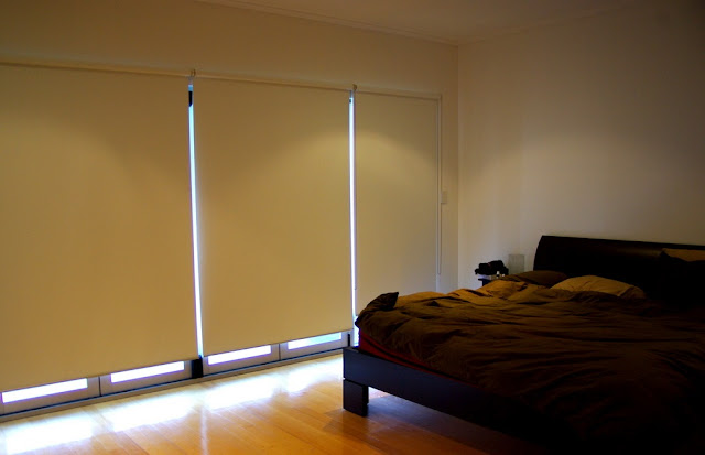 Canvas Blinds for Home