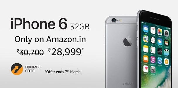 2597f0061062c1 Amazon Quiz Contest To Win iPhone 6 FREE - Freebie Giveaway Contest ...