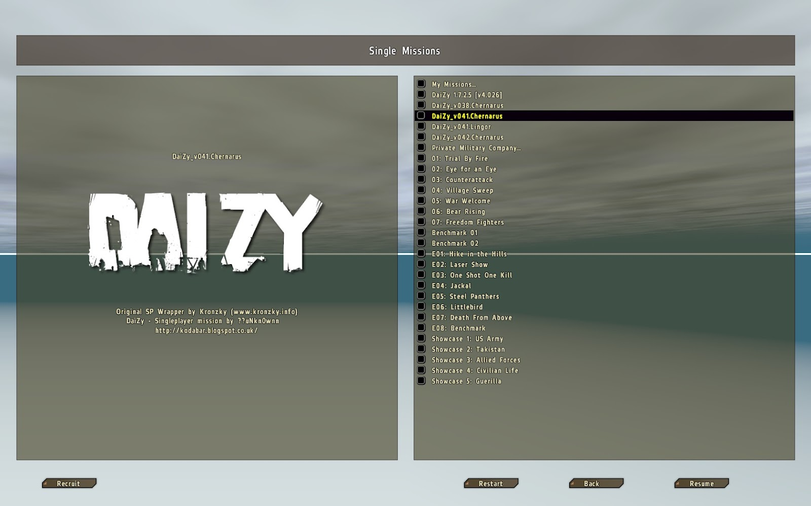 dayz you cannot play edit this mission