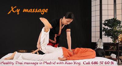 masaje tailandés en Madrid xiaoying