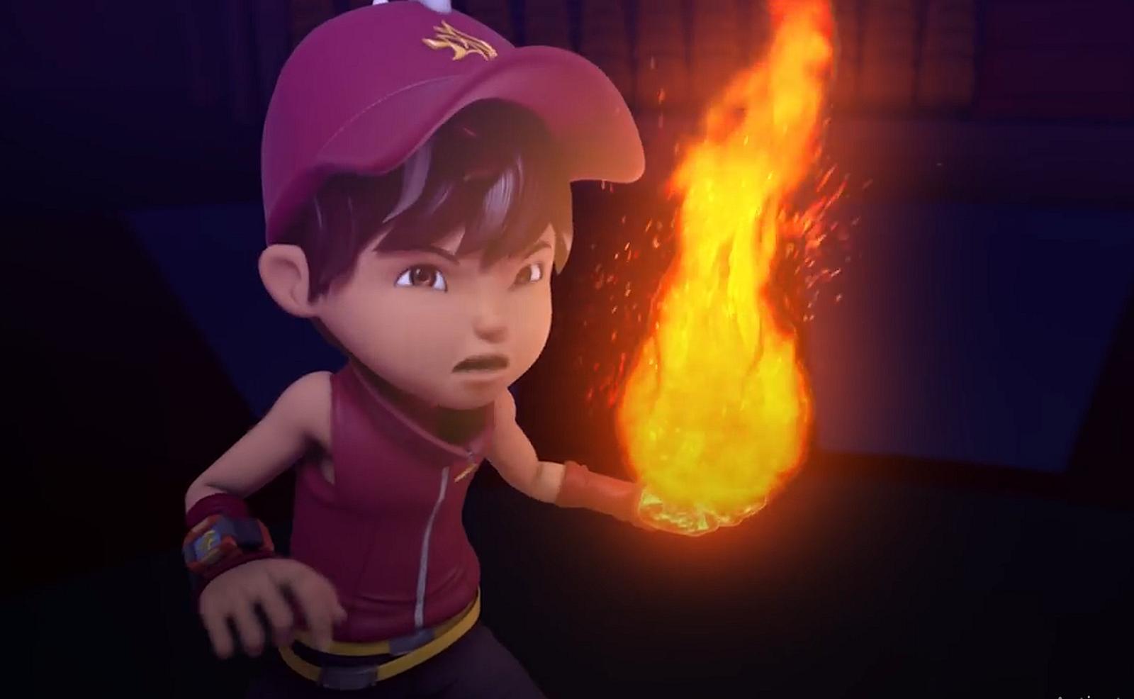 3000+ Gambar Boboiboy Galaxy Api  Gratis