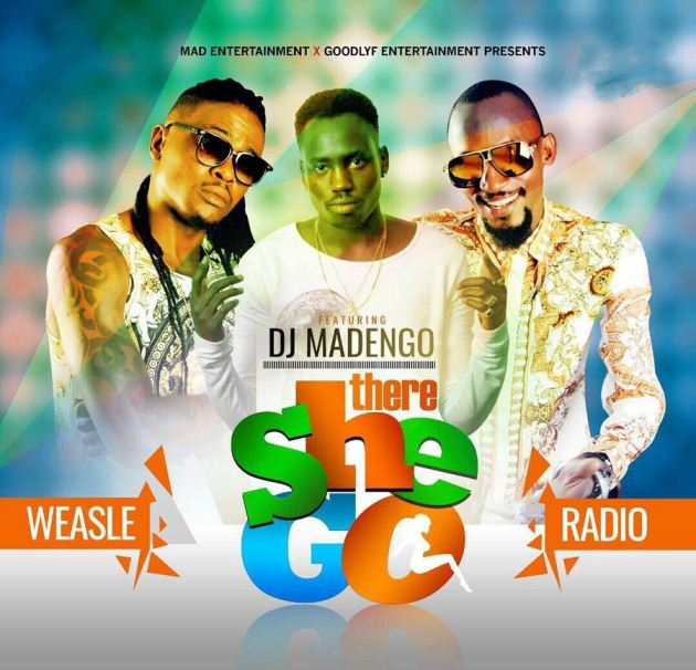 Radio & Weasel  Ft Dj Madengo - There She Go