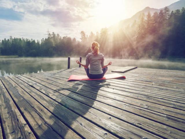 biasakan hidup sehat agar terhindar dari stress