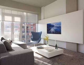 decorar sala con tv