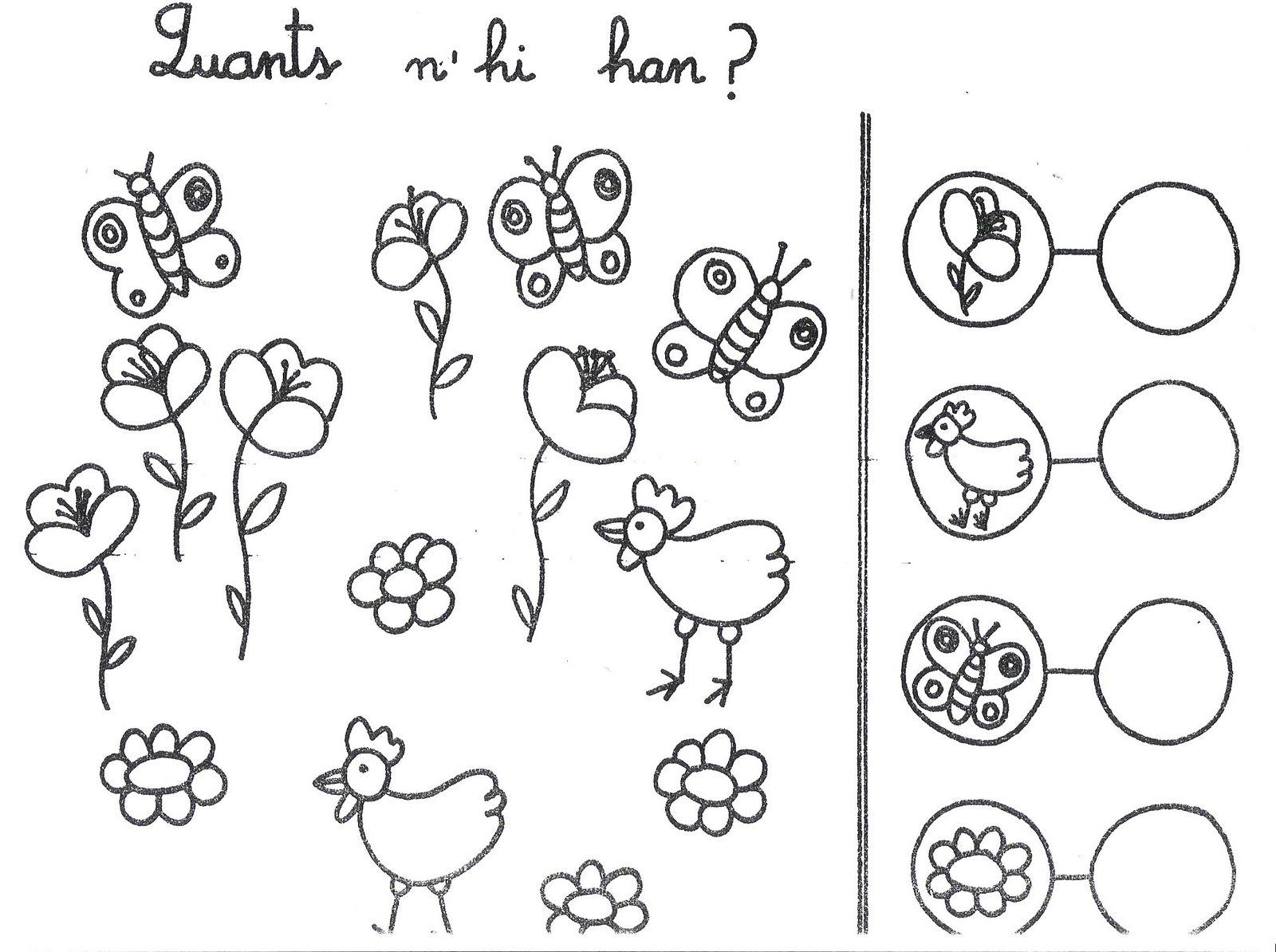 Lujo Números Para Colorear Páginas 1 5 Ideas - Enmarcado Para ...