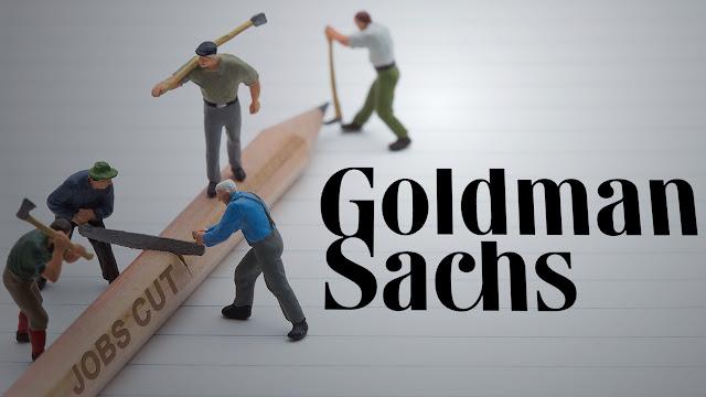 Goldman Sachs cắt giảm gần 30% nhân sự trong lĩnh vực ngân hàng đầu tư