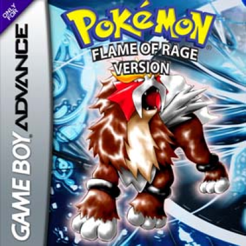 Pokemon Flame of Rage