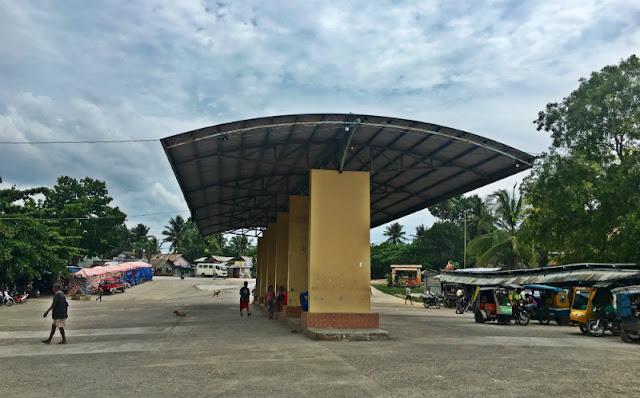 Tabuelan Bus Terminal