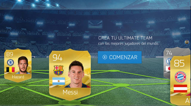 Fifa 16 Ultimate Team 3.2.11 Android Full Español