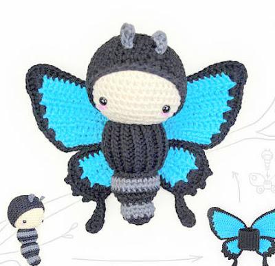 lalylala amigurumi patterns - slubne-suknie.info | 387x400