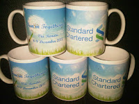 Mug Promosi Standard Chartere