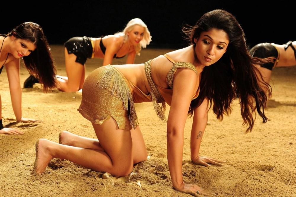 Nayantara hot back, Nayantara thunder thighs, Nayantara spicy pics, Nayantara sexy legs, Nayantara feet photos