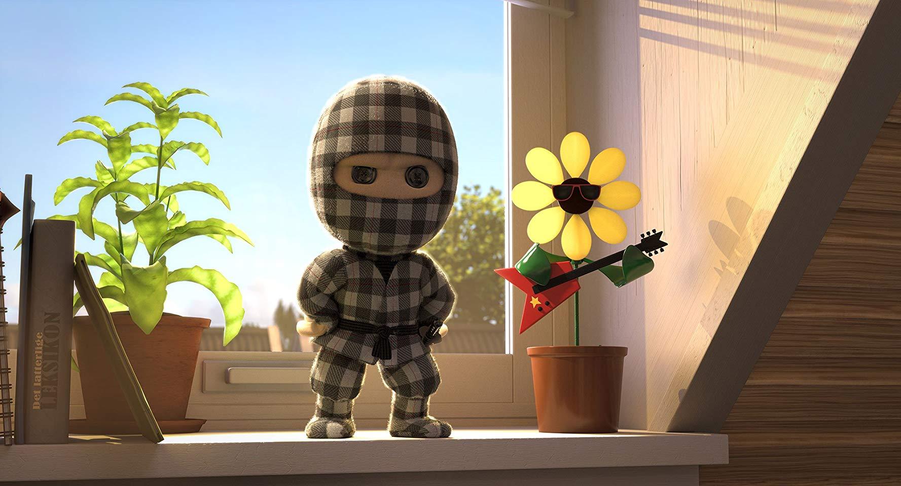 Checkered Ninja (Ternet ninja)
