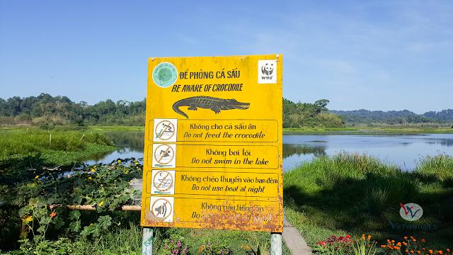 Bàu Sấu - Nam Cát Tiên