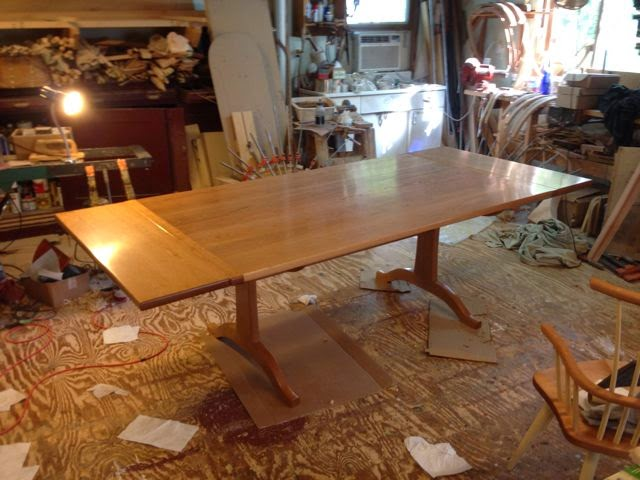 Trestle Table w/ leaves