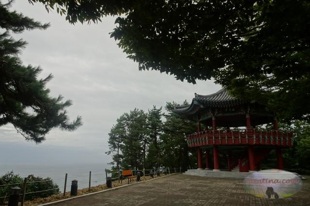 Haewoljeong, Dalmaji