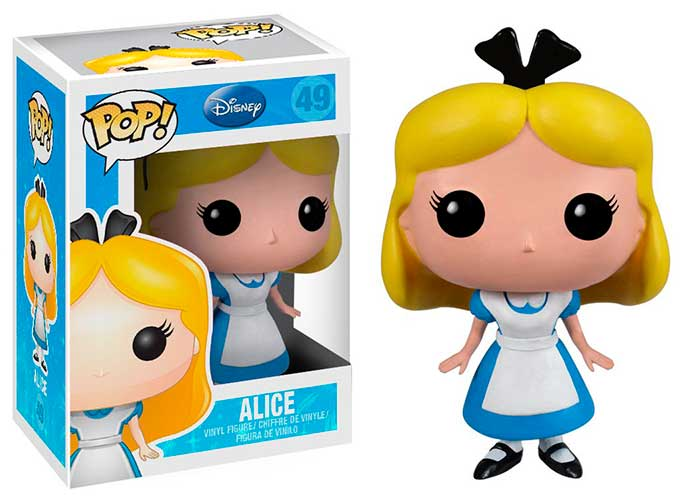 Funko Pop Disney Alice