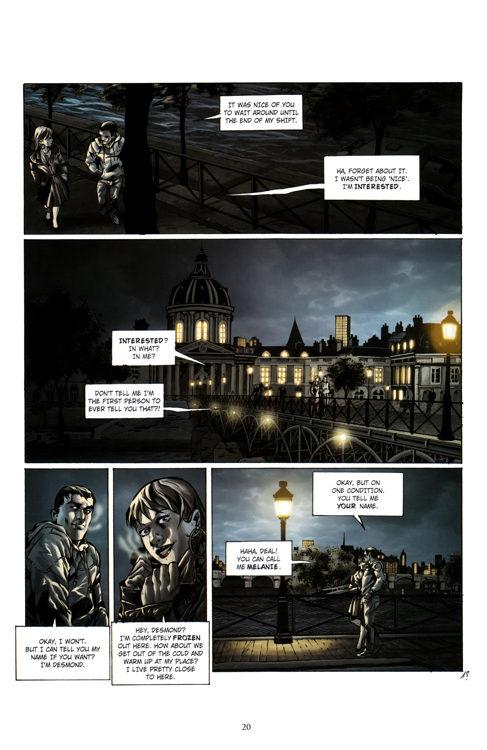 Read online Assassin's Creed (2012) comic -  Issue #1 - 24