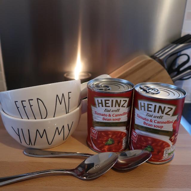 Heinz Eat Well Soup