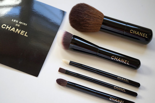 Les Mini de Chanel - Essential Mini Brushes