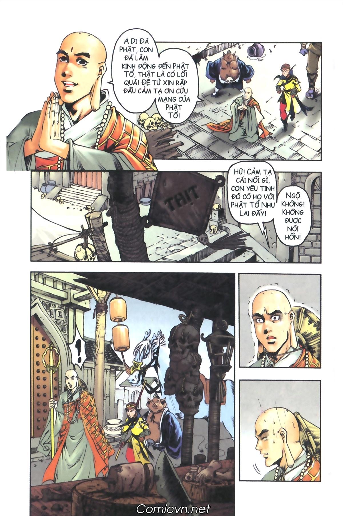 Tây Du Ký màu - Chapter 123 - Pic 18
