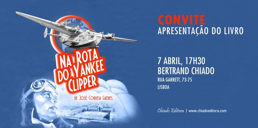 c029e71736b28 Na Rota do Yankee Clipper