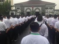 Calon Petugas Haji Saudi Ditempa Kedisiplinan