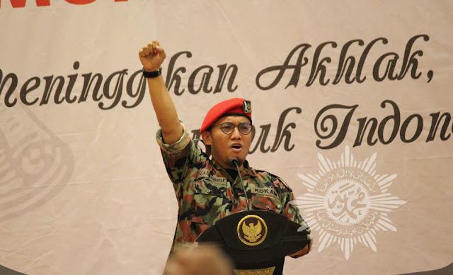 Ketua Pemuda Muhammadiyah Dukung Prabowo-Sandi