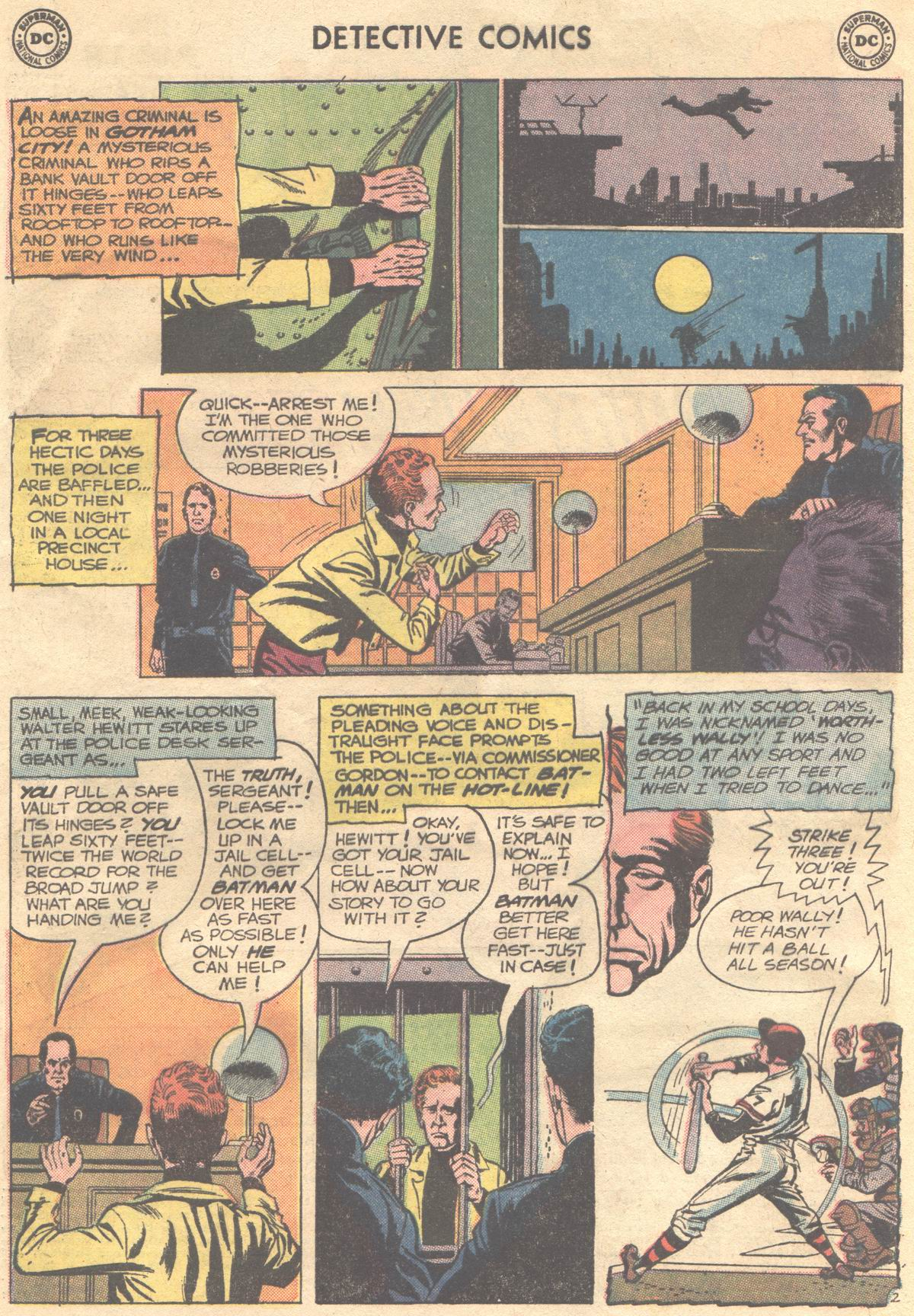 Detective Comics (1937) 339 Page 3