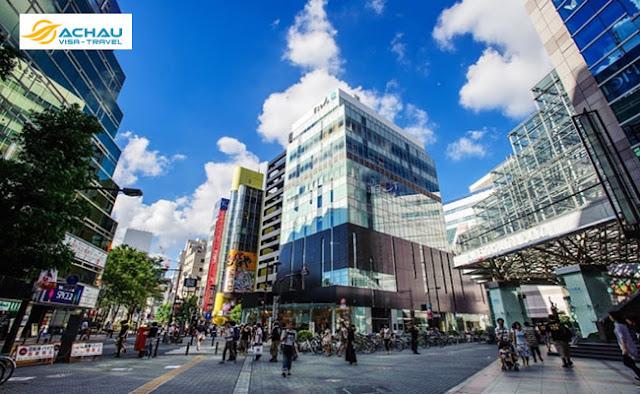 Tìm hiểu về những thành phố đáng sống nhất Nhật Bản6