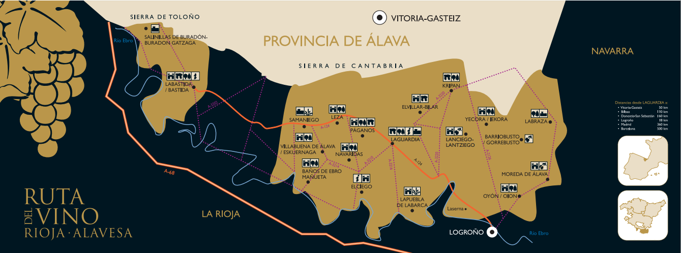 La Rioja Alavesa, Álava.