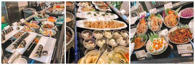 Bufet Cahaya Ramadhan Bangi Resort Hotel