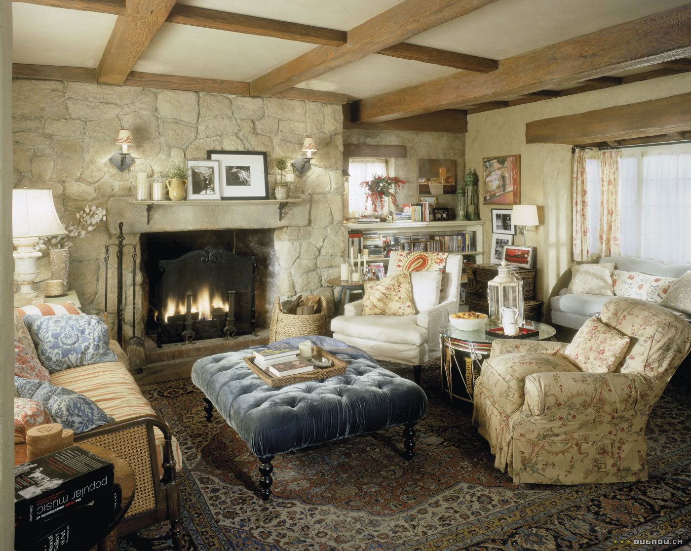 """All Things Luxurious: Nancy Meyers Movie Interiors: """"The"""