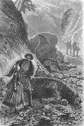 Sztrogof Mihály át az Urálon