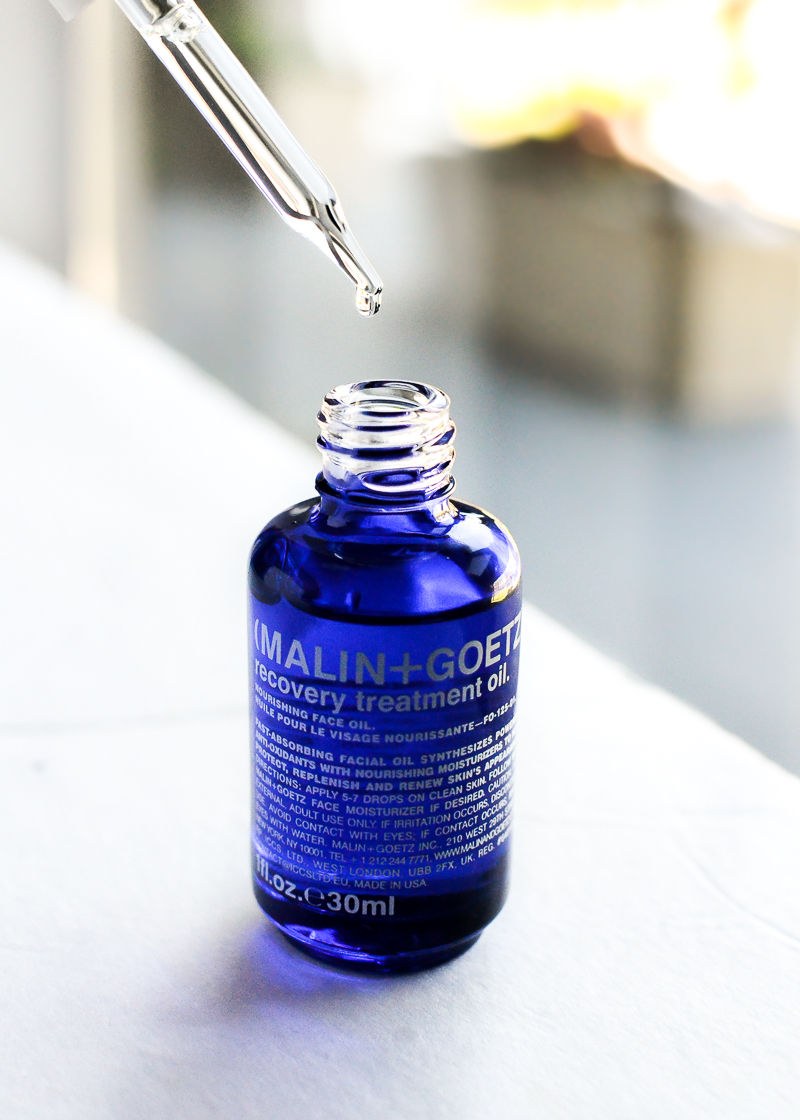Malin Goetz Recovery Treatment Facial Oil - Review