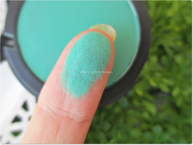 Make Up Store - Microshadow Arlequin - Swatch