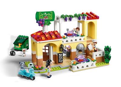Heartlake Times: LEGO Friends Summer 2019 set images