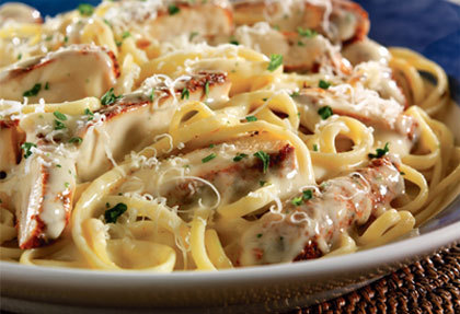 Red Lobster Restaurant Copycat Recipes Cajun Chicken Linguine Alfredo