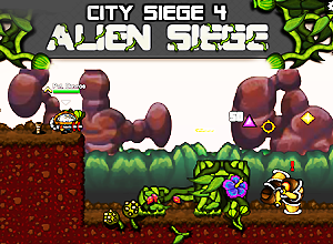City Siege 4 - Alien Siege