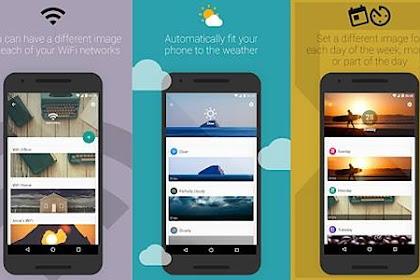 Cara Supaya Wallpaper Berubah Otomatis Di Android (5 Langkah)