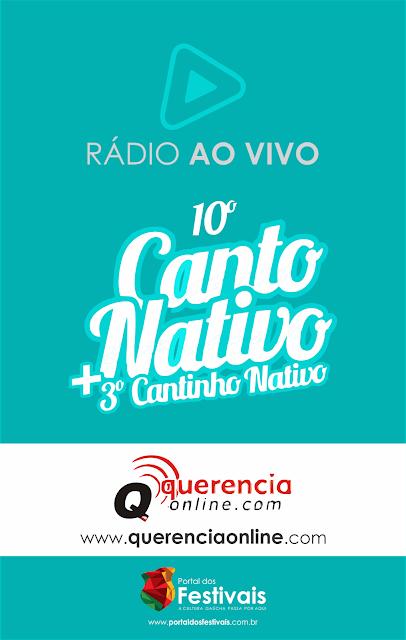 AO VIVO 10º Canto Nativo