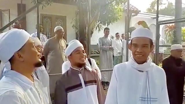 KH Arifin Ilham Ungkap Firasat Sebelum Ustadz Abdul Somad Dicawapreskan