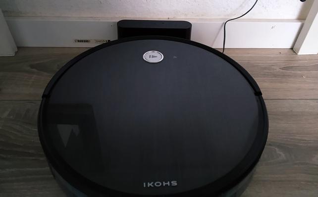 Ikohs Netbot S14. base de carga